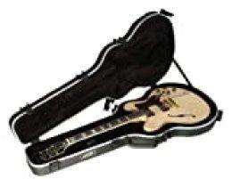 SKB 1SKB-35 - Maleta para guitarra de cuerpo delgado semi hueca