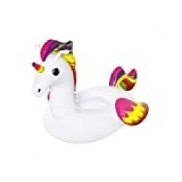Bestway 41113 - Unicornio de Fantasía Hinchable 224x164 cm Adultos