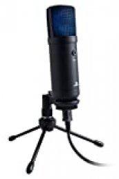 Nacon - Micrófono de Streaming, Oficial Sony (PS4)