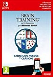 Brain Training del Dr. Kawashima para Standard | Nintendo Switch - Código de descarga