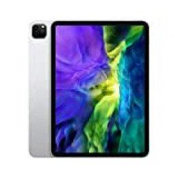 Nuevo Apple iPad Pro (de 11Pulgadas, con Wi-Fi + Cellular y 1TB) - Plata (2.ª generación)