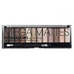 Technic, Paleta de sombras de ojos (mega mate)- 18 gr.