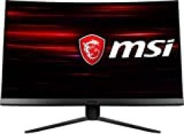 "MSI Optix MAG241CV - Monitor Gaming Curvo de 24"" LED FullHD144Hz (1920 x 1080p, ratio 16:9, Panel VA, pantalla curva 1500R, 1 ms respuesta, brillo 300 nits, Anti-glare) negro"