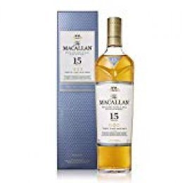Macallan 15Y Triple Cask Whisky Escocés - 700ml