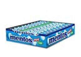 Mentos Menta, Caramelo Masticable - 20 unidades de 38 gr. (Total 760 gr.)