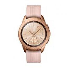 Samsung Galaxy Watch - Reloj Inteligente, Bluetooth, Oro-rosa, 42 mm- Version española