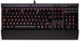 Corsair Mécanique Compact K65 LUX RGB Cherry MX RGB Red