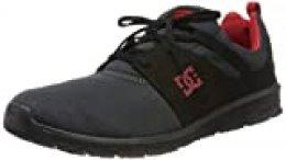 DC Shoes (DCSHI) Heathrow-Low-Top Shoes For Men, Zapatillas de Skateboard para Hombre