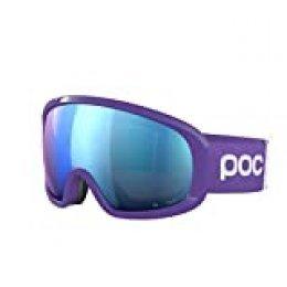 POC Fovea Clarity Comp Gafas de Esquí, Unisex Adulto, Morado (Ametist Purple/Spektris Blue), Talla Única