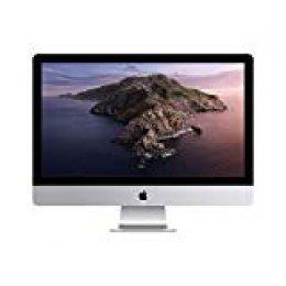 Nuevo Apple iMac (27 pulgadas con pantalla Retina 5K, Intel Core i5 de seis núcleos a 3,0 GHz de octava generación, 1TB)