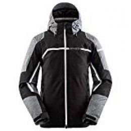 SPYDER Titan GTX Chaqueta esquí/Snow, Hombre, Black Ebony, M
