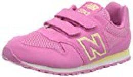 New Balance 500 n, Zapatillas para Niñas, Rosa (Light CK), 38 EU
