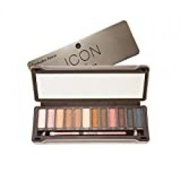 Absolute Ny Paleta de sombras icon exposed 21 g