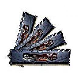 G.Skill Flare X módulo de - Memoria (32 GB, 4 x 8 GB, DDR4, 3200 MHz, 288-pin DIMM)