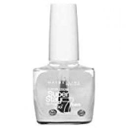 Maybelline New York - Superstay 7 Días, Esmalte de Uñas Efecto Gel, Tono 025 Cristal Clear