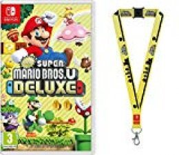 New Super Mario Bros. U Deluxe + Colgante