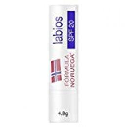 Neutrogena Protector Labial Fórmula Noruega SPF 20, 4,8 gr