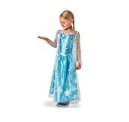 Rubies Intex–it630750-m disfraz Elsa