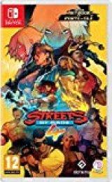 Streets of Rage 4 Juego de Nintendo Switch