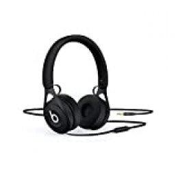 BeatsEP - Auriculares supraaurales con cable - Sin batería para escuchar tanto como quieras, controles y micrófono integrados - Negro