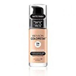 Revlon ColorStay Base de Maquillaje piel mixto/graso FPS15 (#220 Natural Beige) 30ml