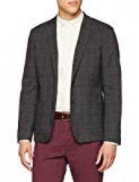CASUAL FRIDAY Blazer, Americana para Hombre, Gris (Dark Grey Melange 50818) 50