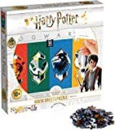 Winning Moves Puzzle Harry Potter House Crest 500 Piezas (WM00369-ML1-6)