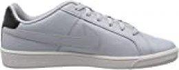 Nike Court Royale Tab, Zapatillas para Hombre, Sky Grey/Sky Grey-Black-White, 43 EU