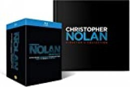 Christopher Nolan Director's Collection (9 Blu-Ray) [Edizione: Regno Unito] [Italia] [Blu-ray]