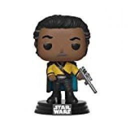 Funko- Pop Star Wars The Rise of Skywalker-Lando Calrissian Disney Figura Coleccionable, Multicolor (39892)