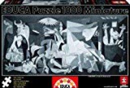 Educa-Borrás- Serie Miniature Obras de Arte Puzzle, Multicolor, 1000 Piezas (14460)