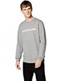 Calvin Klein Core Institutional Logo Sweatshirt Sudadera para Hombre