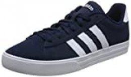 ADIDAS Daily 2.0, Zapatillas para Hombre, Azul (Collegiate Navy/FTWR White), 44 EU