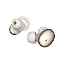 1More - Auriculares intraurales inalámbricos con Bluetooth y Mini Auriculares inalámbricos con DSP