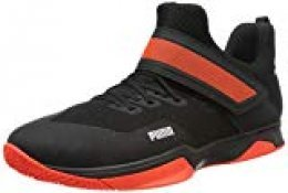 PUMA Rise XT 3, Zapatos de Futsal Unisex Adulto