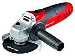 Einhell  TC-AG 125 Kit 4430624 - Amoladora en Angulo, Potencia: 850 W,  Rojo y Negro