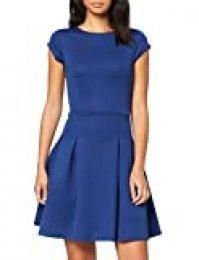 Intimuse Pergia vestido, Azul (Dunkelblau 015), 38