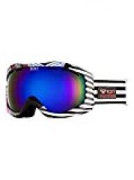 Roxy - Máscara para Snowboard/Esquí - Mujer - One Size - Negro