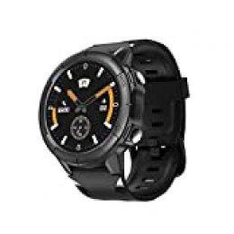 Vigorun Smartwatch Reloj Inteligente Hombre Niño Mujer 15 Días Autonomía 50M Impermeable Pantalla Táctil Pulsera Actividad Pulsómetro Monitor de Sueño Podómetro para Android iOS