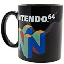 Nintendo - Taza N64, 320ml