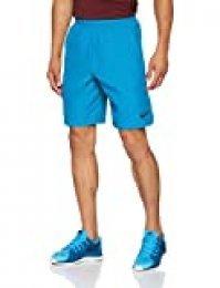 NIKE M Nk FLX Short Woven 2.0 Pantalones Cortos de Deporte, Hombre, Laser Blue/(Black), XS