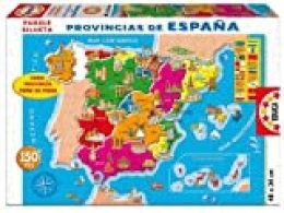 Educa Borrás - 150 Provincias España Puzzle (14870)