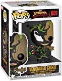 Funko- Pop Marvel: MAX Venom-Groot Figura Coleccionable, Multicolor (46457)