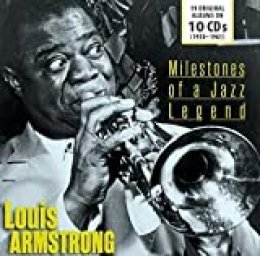 LOUIS ARMSTRONG (19 Albums)