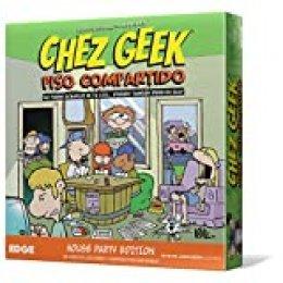 Edge Entertainment- Chez Geek: Piso compartido - Español, Color (EESJCG01)