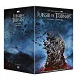 Juego De Tronos Temporada 1-8 Colección Completa [DVD]