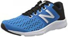 New Balance Draft, Zapatillas para Correr de Carretera para Hombre, Azul (Blue Lv1), 44 EU