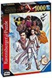 Ravensburger - Puzzle Star Wars 9 C, 1000 piezas, Disney (14991)
