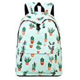 Mochila, mochila escolar, mochila deportiva, mochila para el tiempo libre, mochila para niñas, mujeres, jóvenes (mochila escolar, azul oscuro)