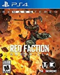 Red Faction Guerrilla Re-Mars-Tered - PS4
